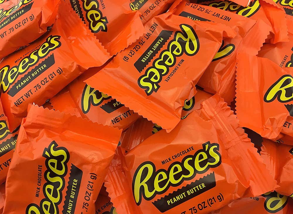 What is the most popular Halloween candy- Reese's Peanut Butter Cups.jpg