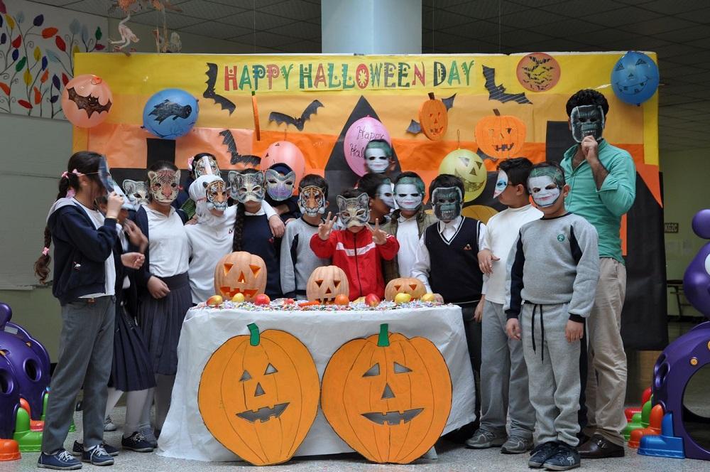 Halloween at schools