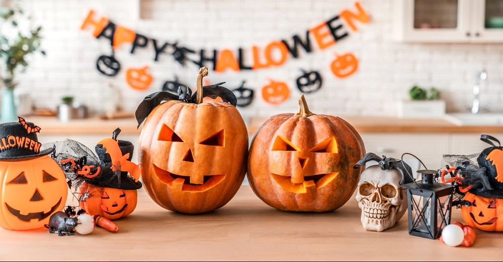 Is Halloween a religious festival?