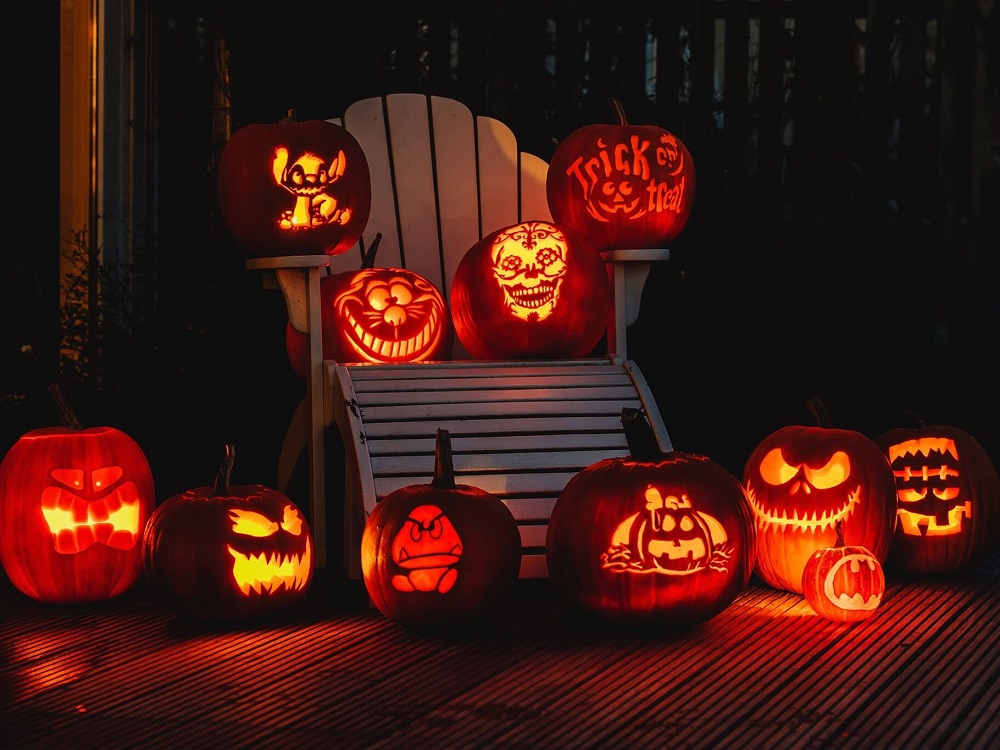 what are Halloween activities - Jack O'Lantern Making Competition