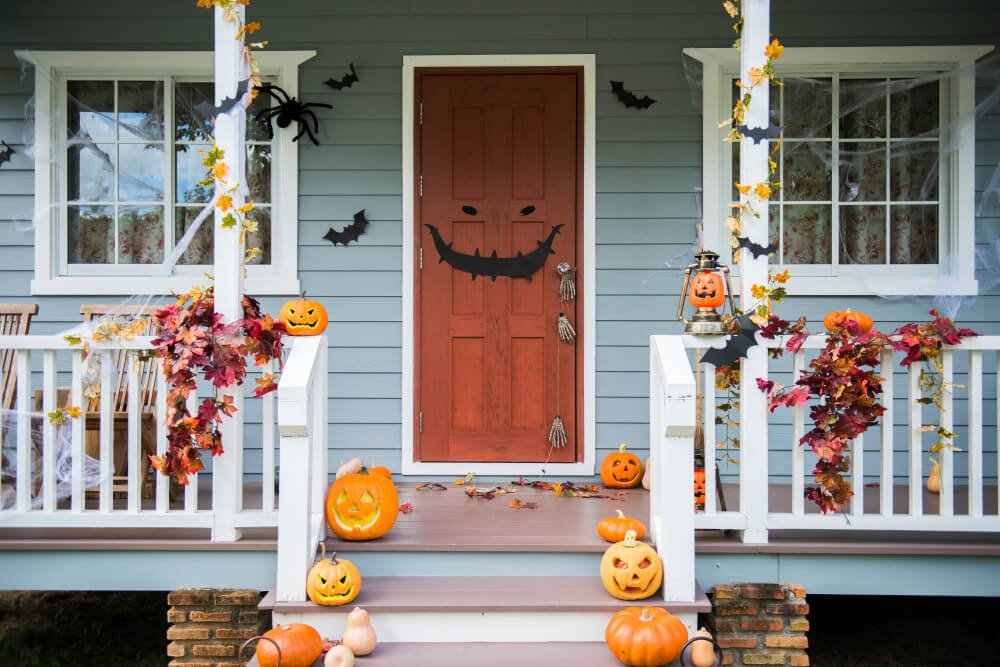 Use pumpkin in home decor