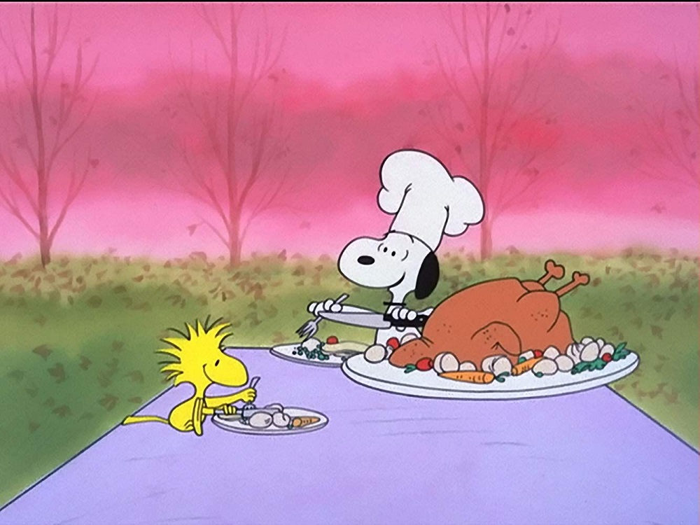 Best Thanksgiving animated movies
