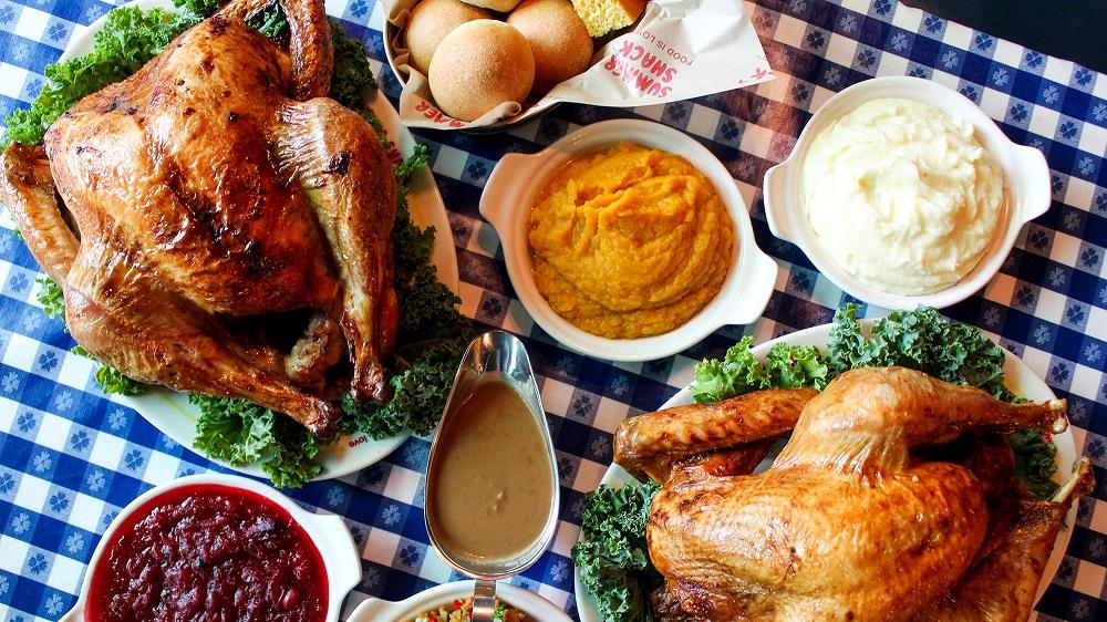 Best Thanksgiving Dinner In Boston
