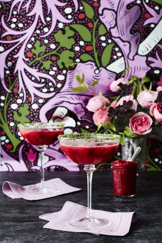 Cranberry Chutney- classic Thanksgiving drinks