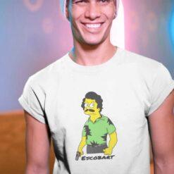 Escobart Shirt Pablo Escobar The Simpson