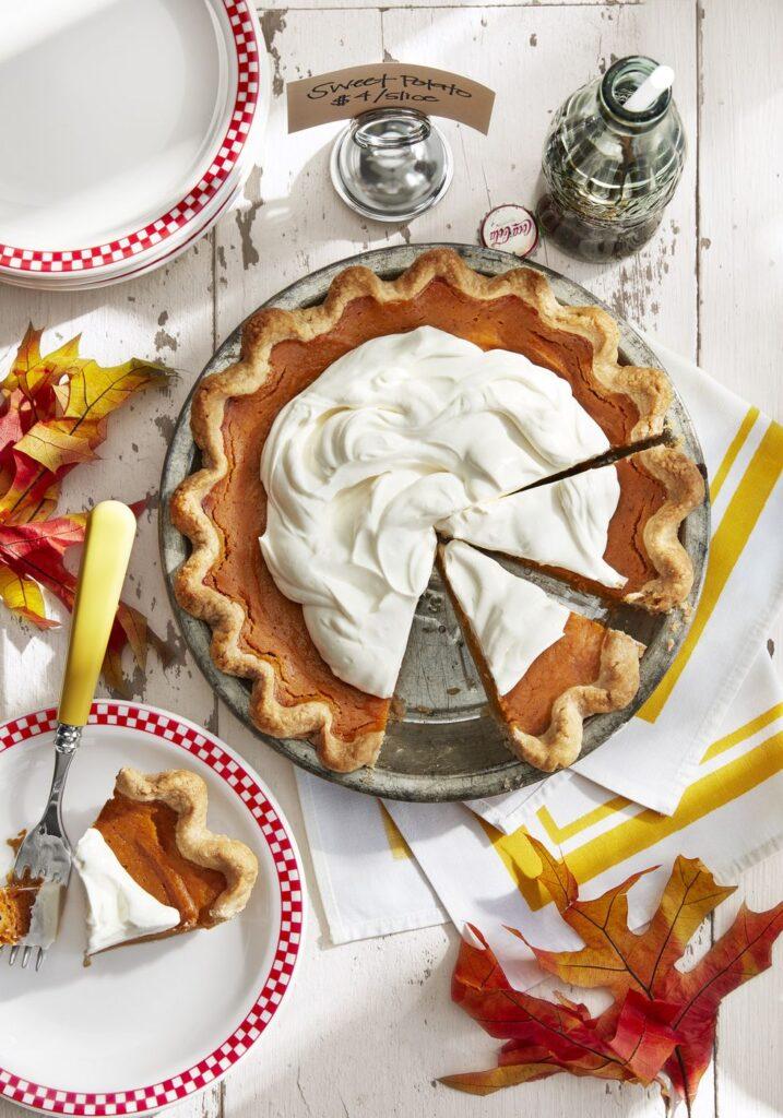 Southern Thanksgiving dinner menu