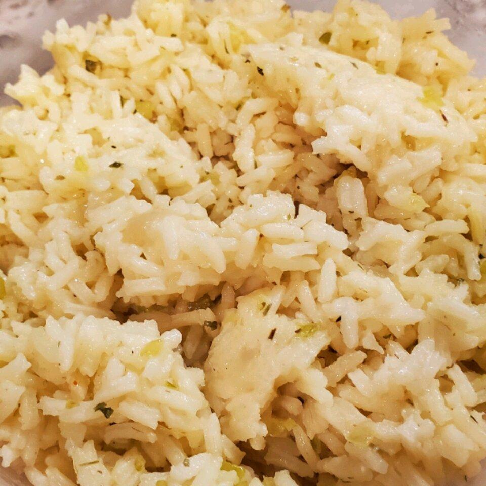 Gluten-Free Rice Chicken Stuffing