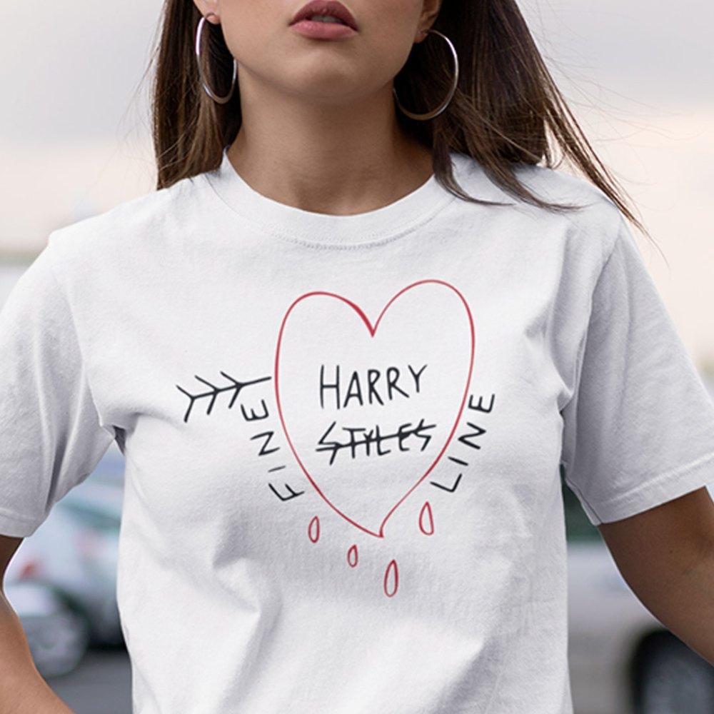 Harry Styles T Shirt Fine Line Love