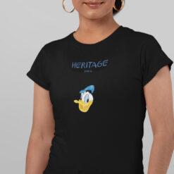 Heritage Donald Duck Shirt BTS Seokjin
