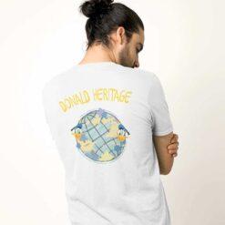 Heritage Donald Duck Shirt