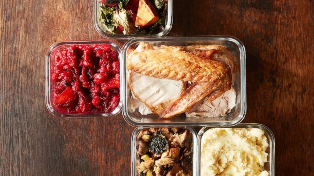 How Long Are Thanksgiving Leftovers Good For