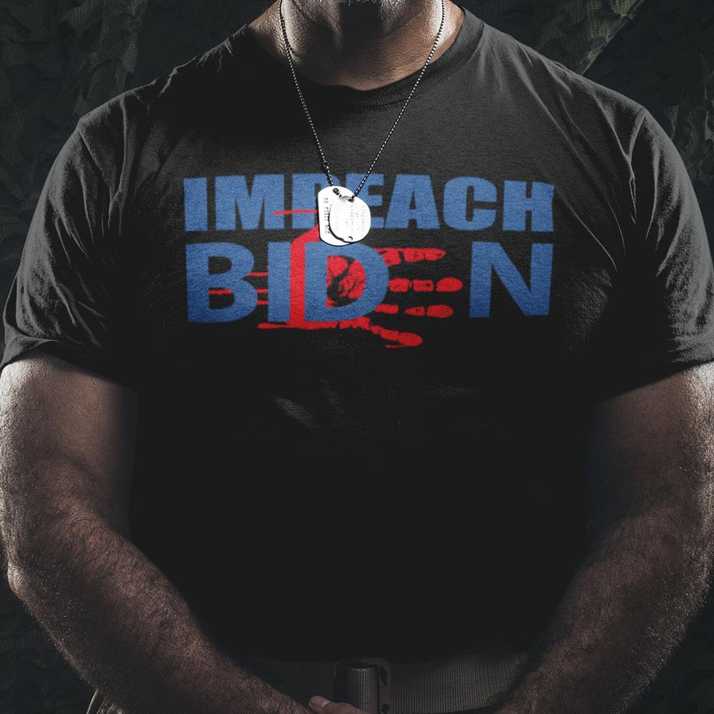 Impeach 46 Shirt Impeach Biden