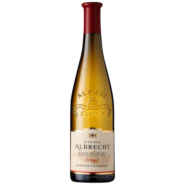 Lucien Albrecht Gewurztraminer- best white wine for Thanksgiving