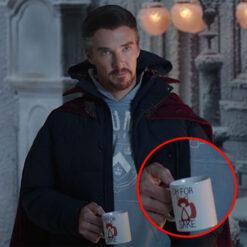 Oh For Fox Sake Mug Dr Strange