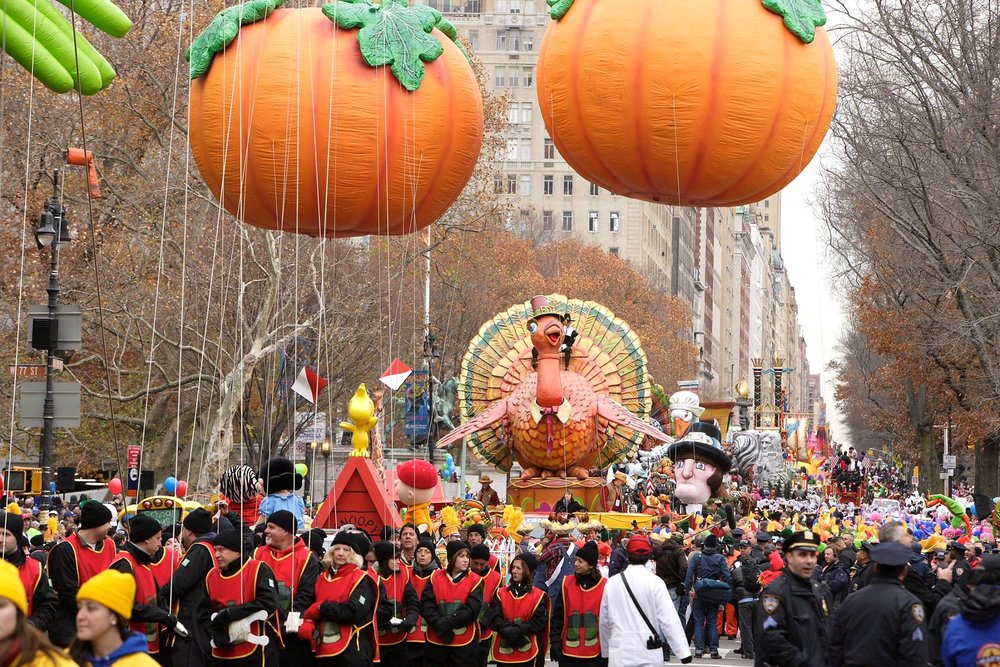 On the hunt for when was Thanksgiving declared a national holiday?