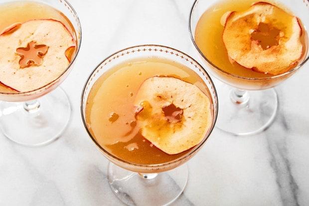 Paradise Apple- classic Thanksgiving drinks