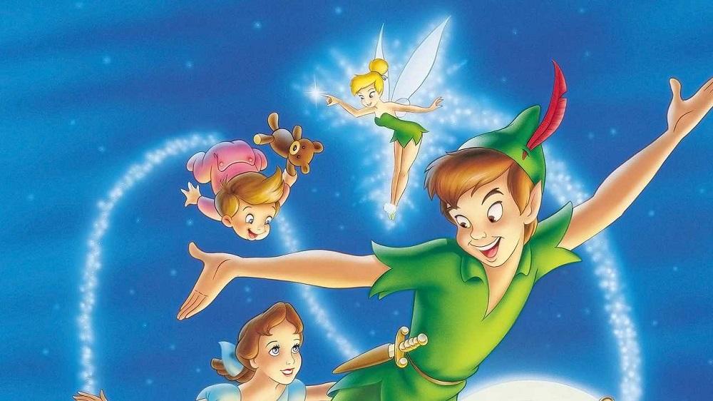 Peter Pan movie