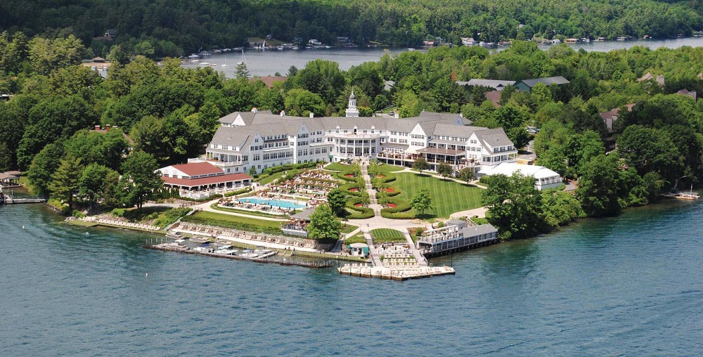 Sagamore Resort - best Thanksgiving vacation ideas for families