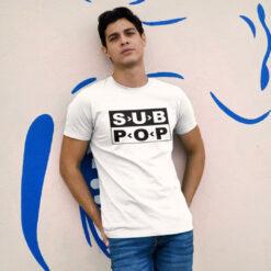 Sub Pob T Shirt Music Lover