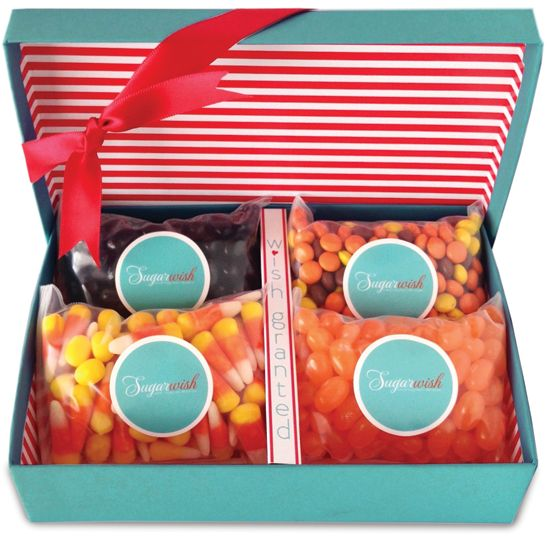 Sugar Wish Thanksgiving gift ideas for teachers