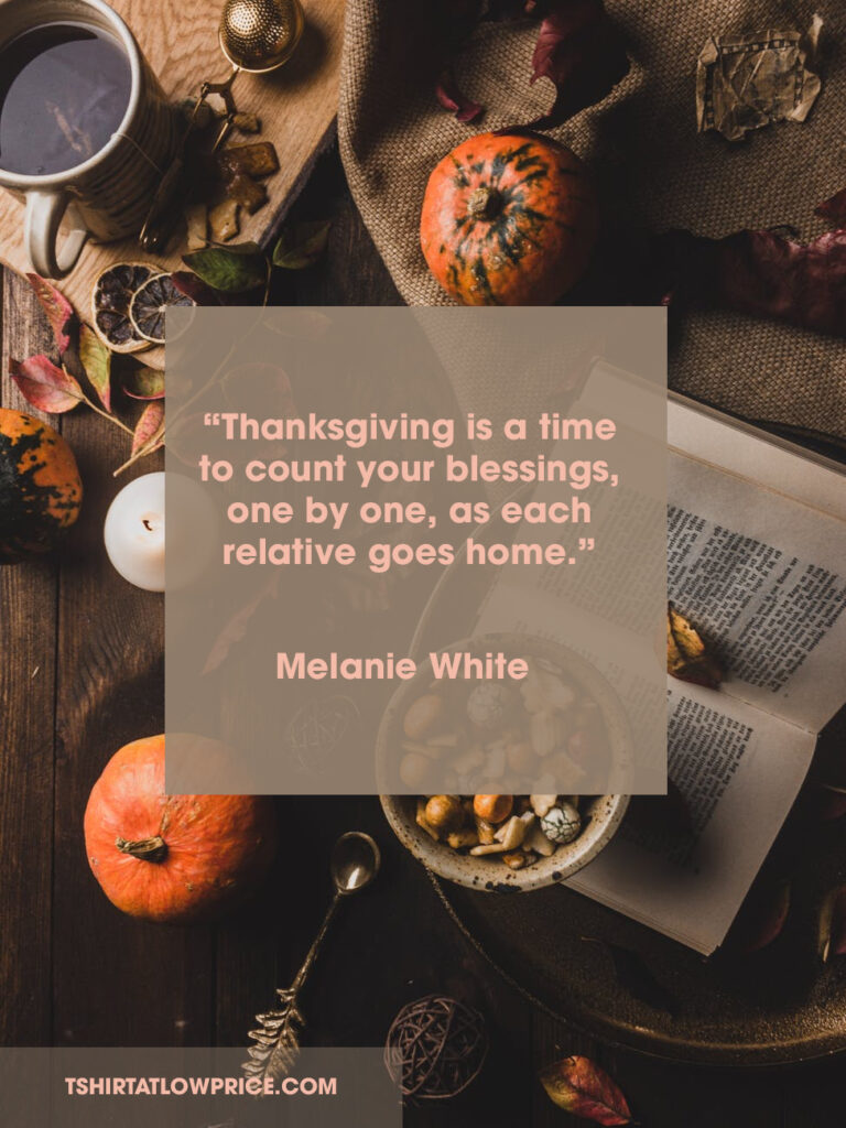 Thanksgiving Sentiments Quotes to Inspire Giving Gratitude!