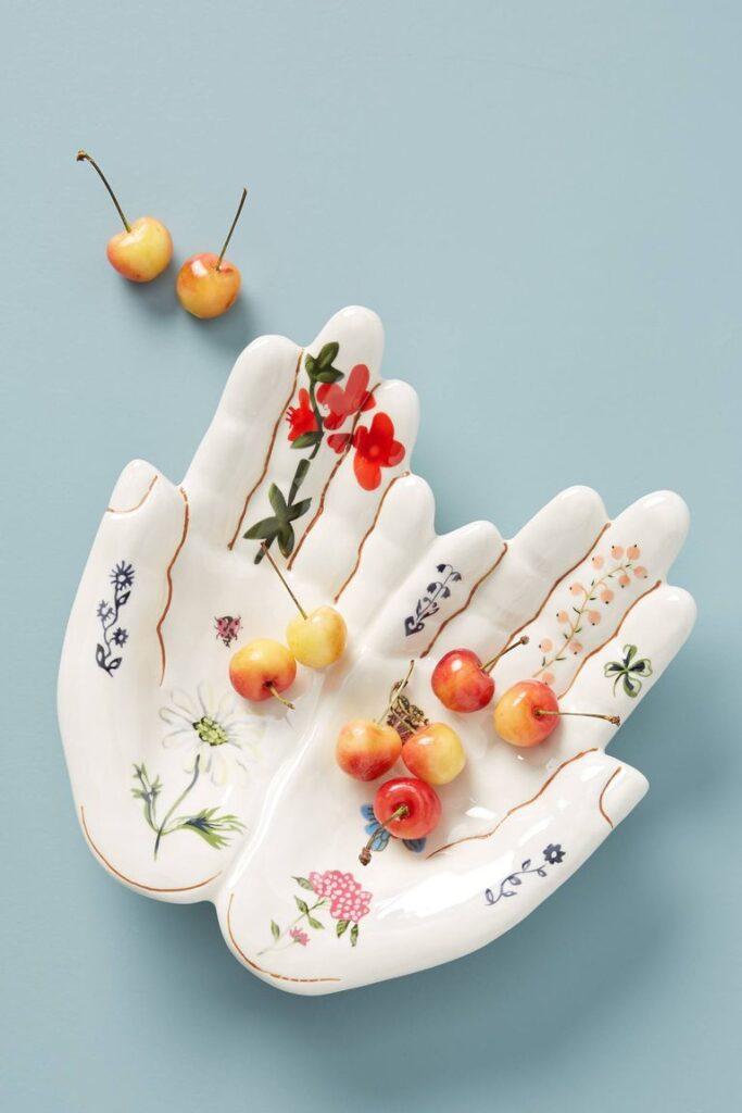 Titania Serving Platter - Small Thanksgiving Gift Ideas