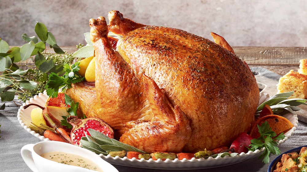 What Do People Eat On Thanksgiving