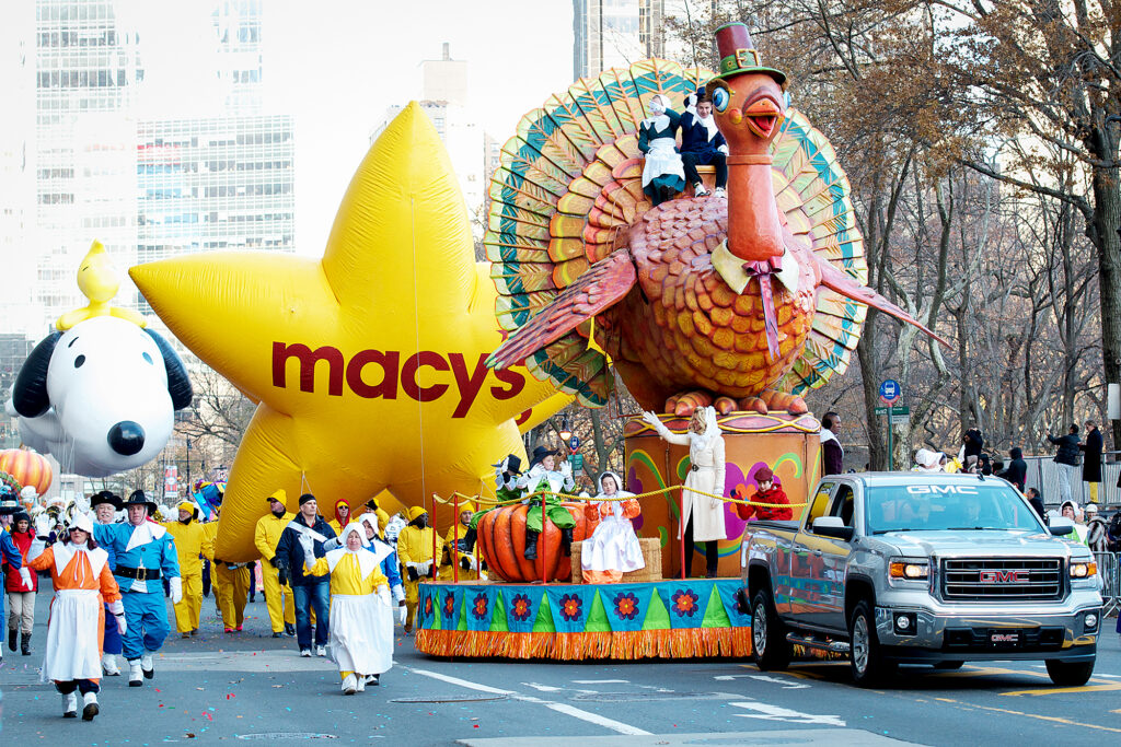 interesting facts about thanksgiving