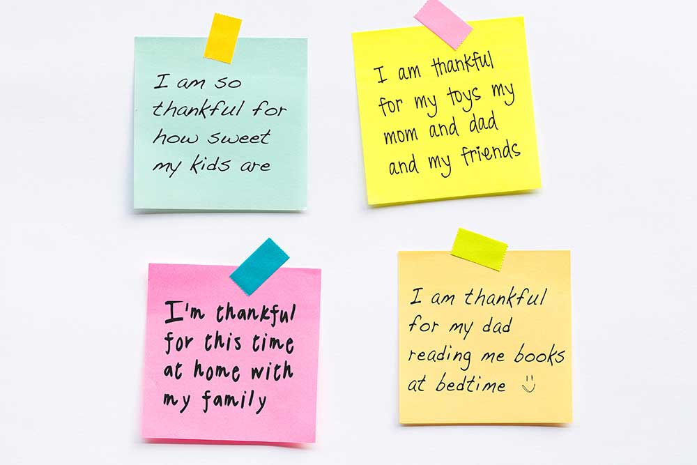 What To Write In A Thanksgiving Card