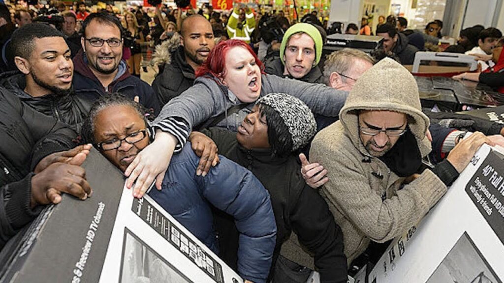 why is it called Black Friday after Thanksgiving