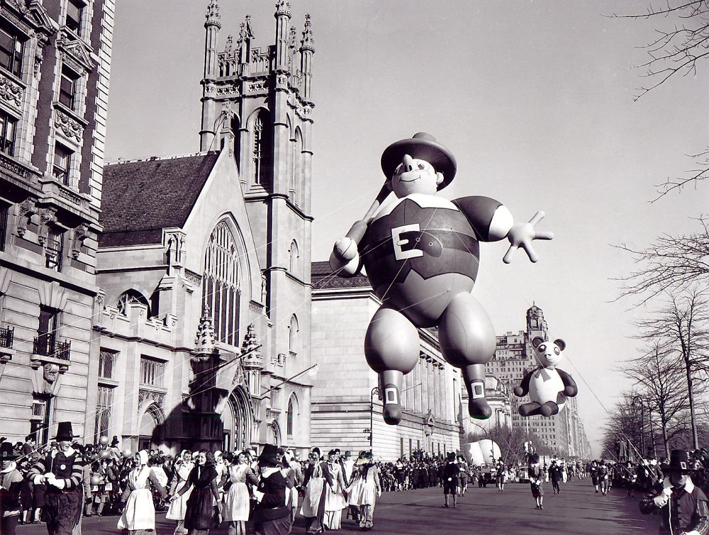 Facts about Macy's Thanksgiving Day parade