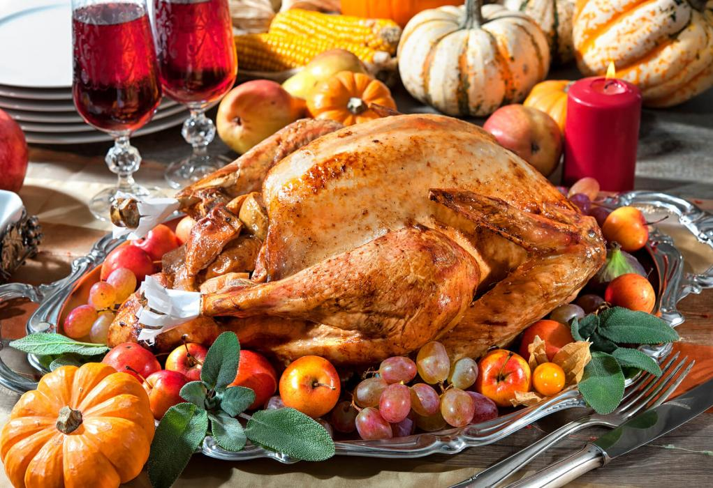 List Of Thanksgiving Foods
