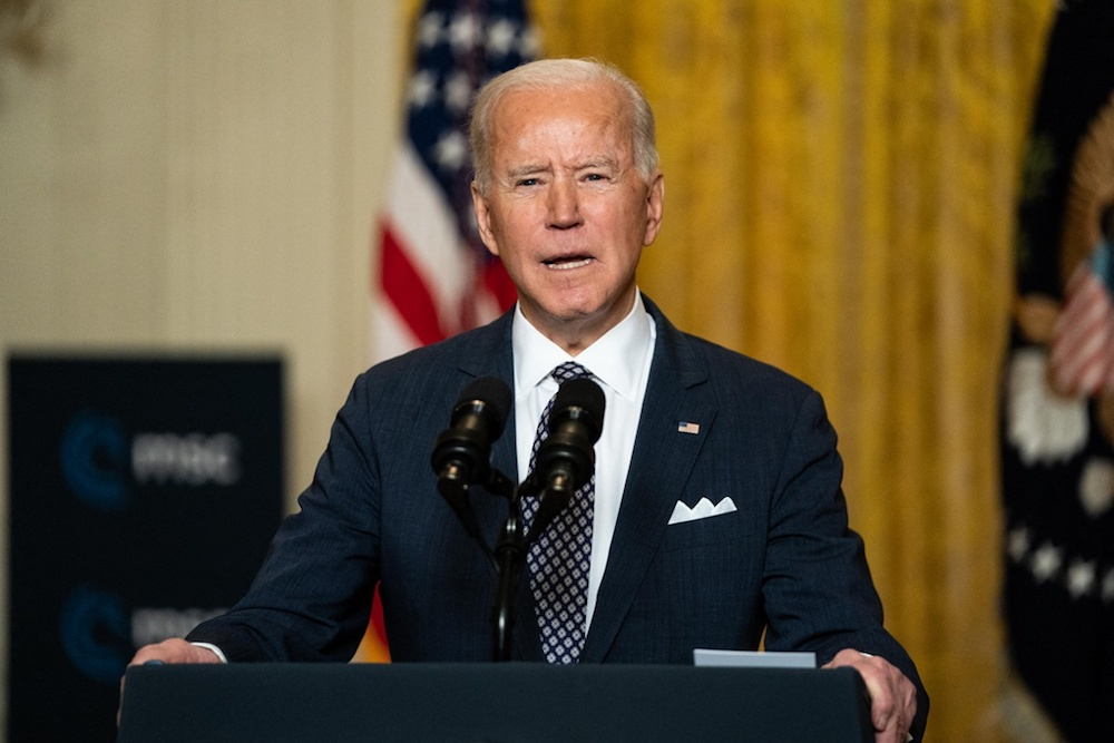 Biden owes taxes up to $500 in IRS taxes