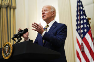 Biden travel ban