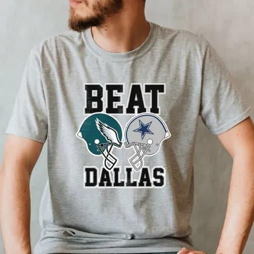 Eagles Coach T Shirt Beat Dallas