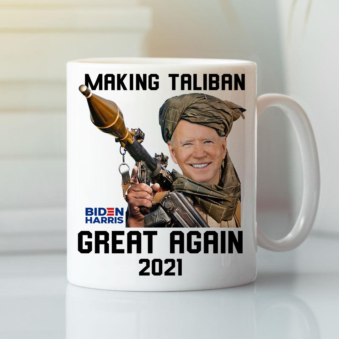 Making The Taliban Great Again Mug