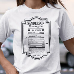 Sanderson Sisters T Shirt Sanderson Brewing Co
