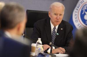 Secret service leaks about Biden