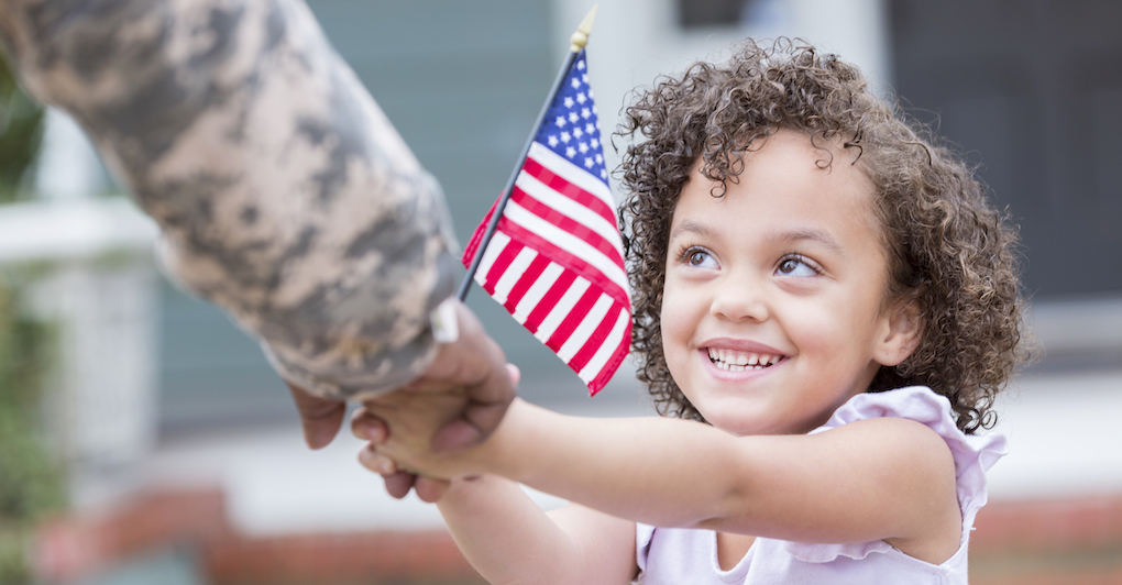 Simple Ways Kids Can Thank A Veteran On Veterans Day