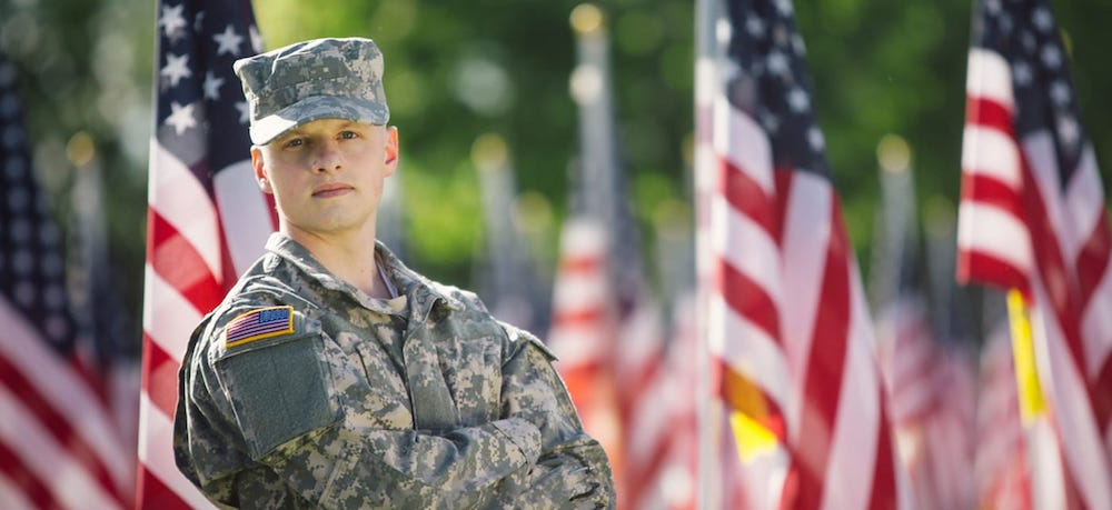 Want to know what do most veterans suffer from?
