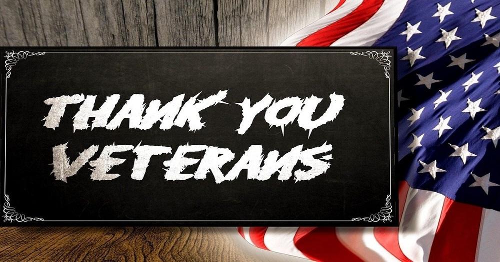 thank you veteran
