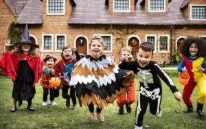 best Halloween events Los Angeles for kids