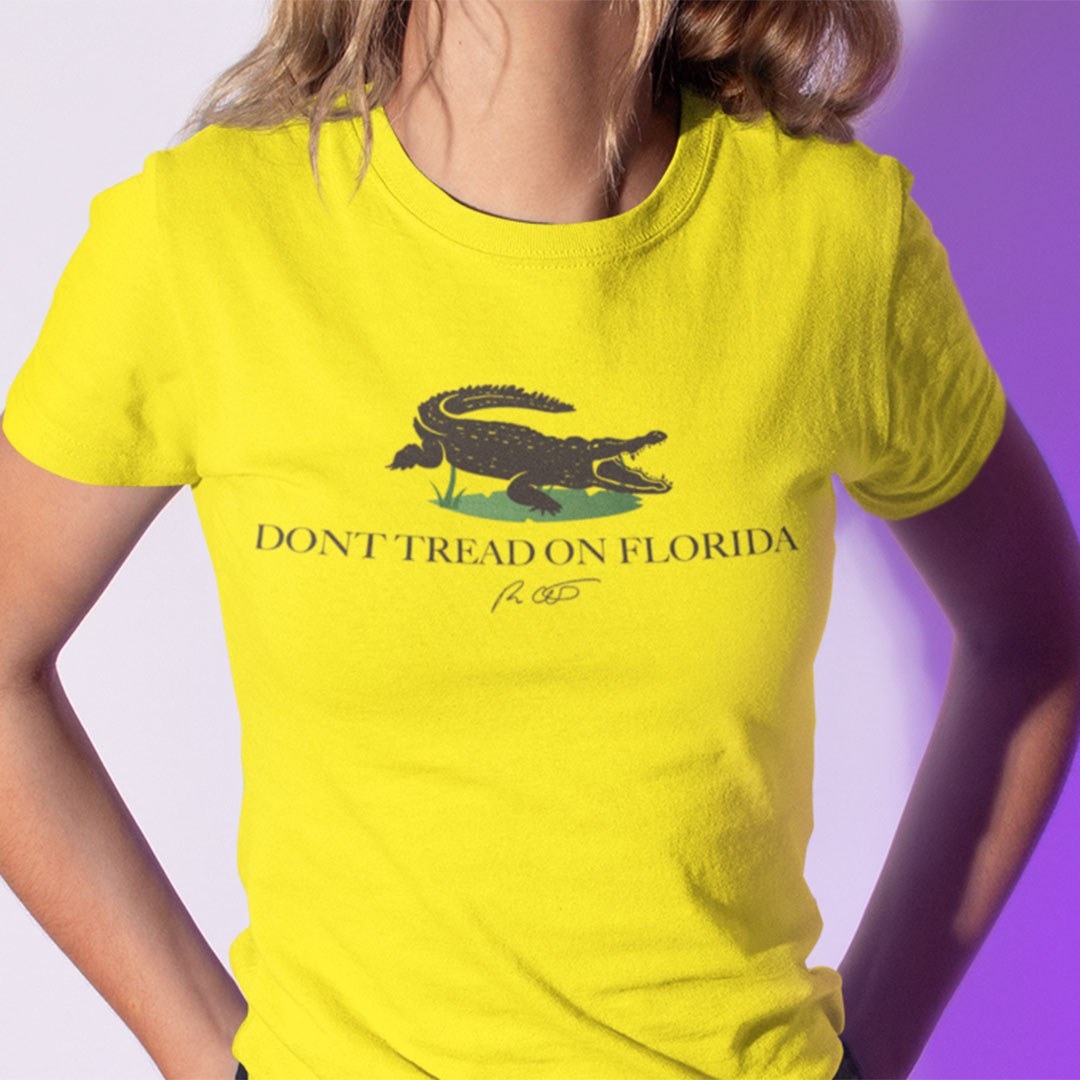 Don't Tread On Florida Shirt