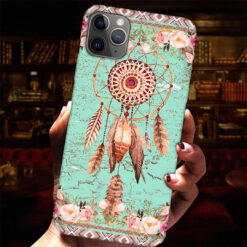 Dream Catcher Flower Phone Case