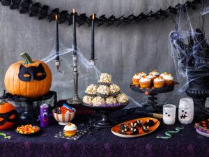 adult Halloween party food ideas