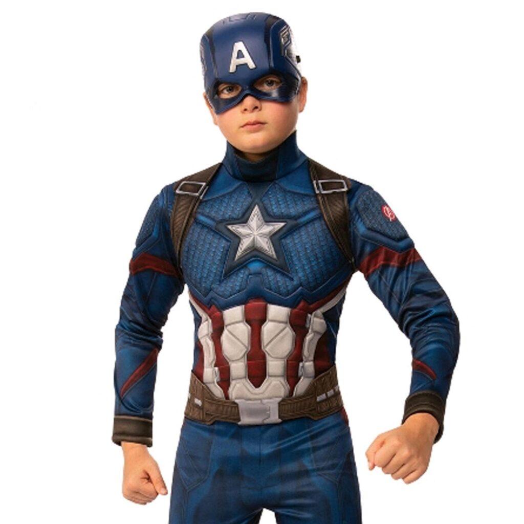 Kids' Captain America Costume