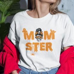 MomSter Halloween Shirt Funny Monster