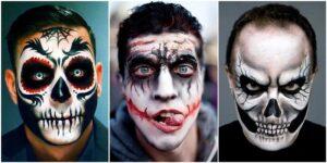 best Halloween makeup ideas for guys