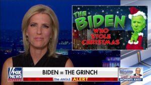 The Biden who stole Christmas