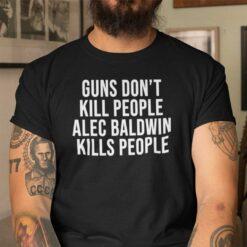 Trump Jr Alec Baldwin Shirt